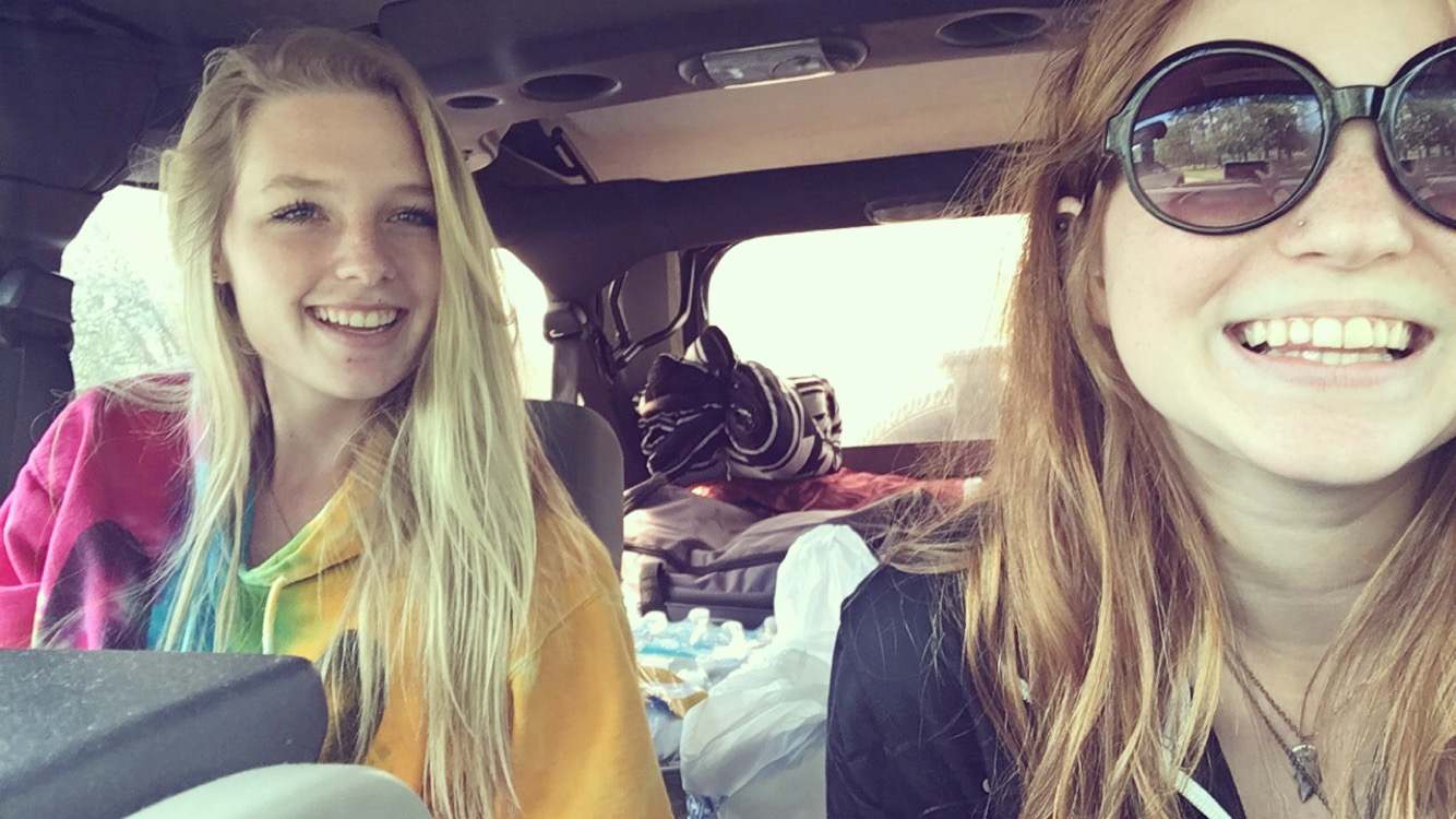 That One Week I Slept in a Jeep