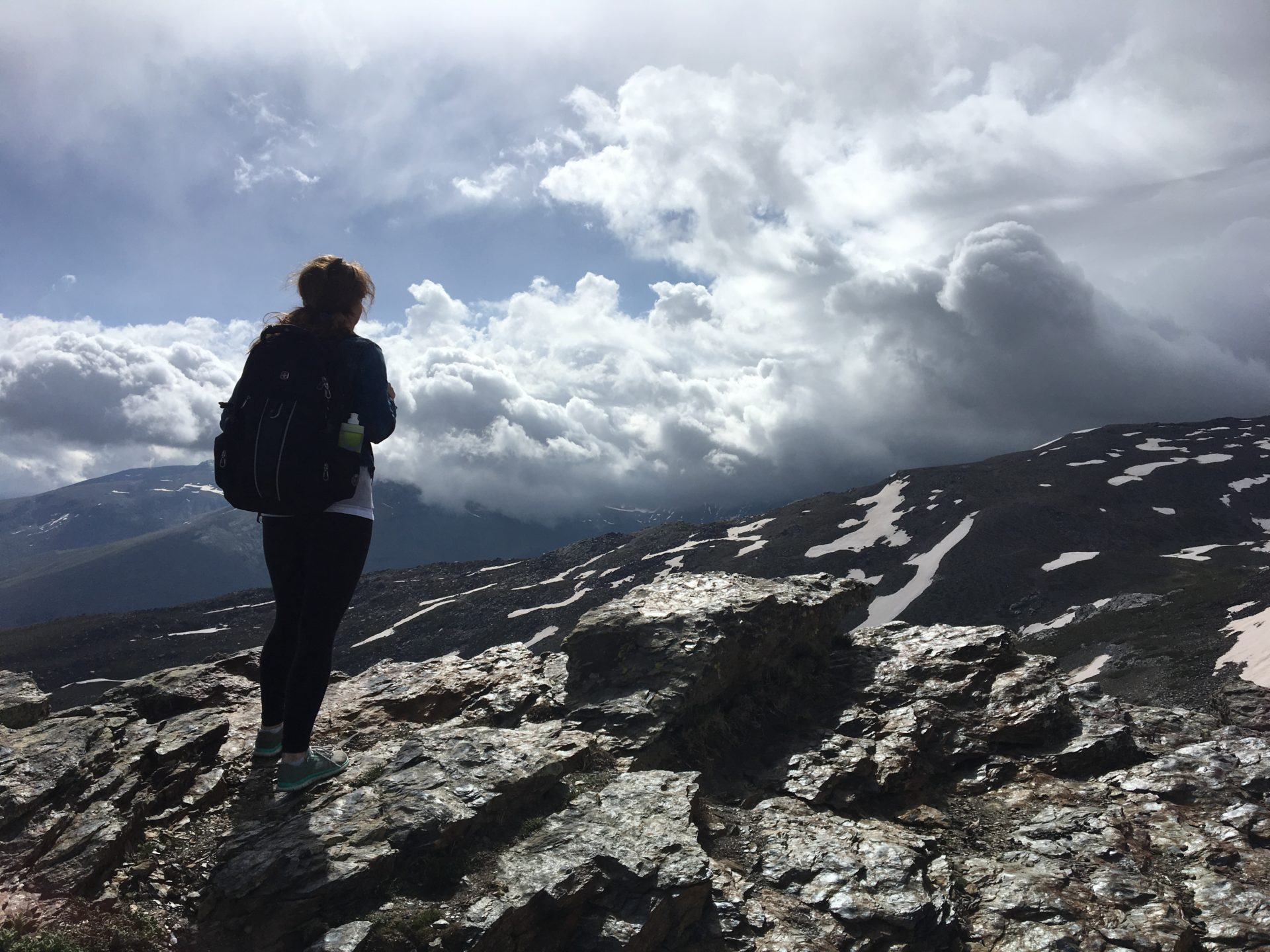 What you SHOULDN'T do Hiking the Sierra Nevada Mountains